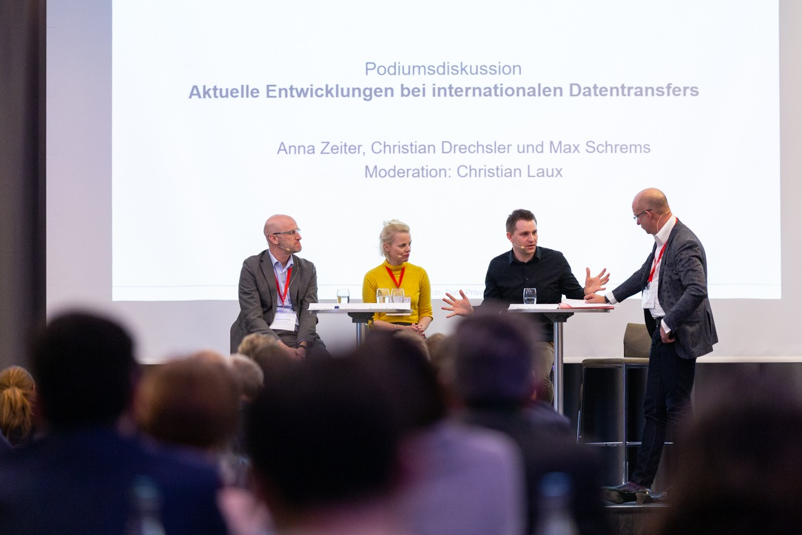Schulthess Forum Data Privacy 2020